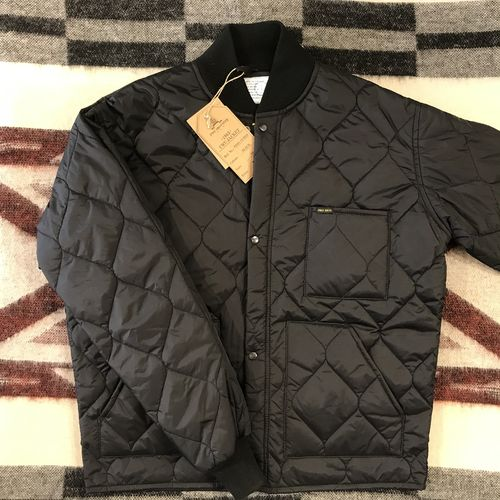 Pike Brothers 1965 CWU Jacket Black