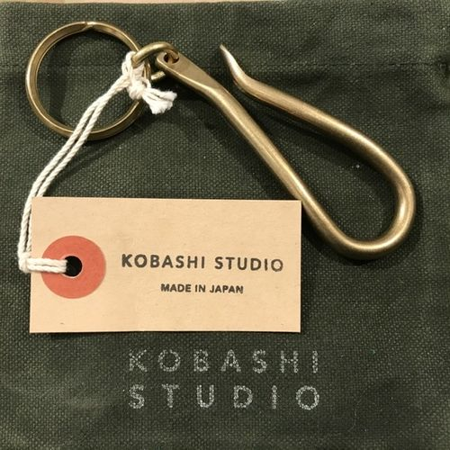 Kobashi Studio Handmade Key Hook