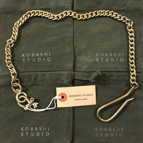 Kobashi Studio Wallet Chain M