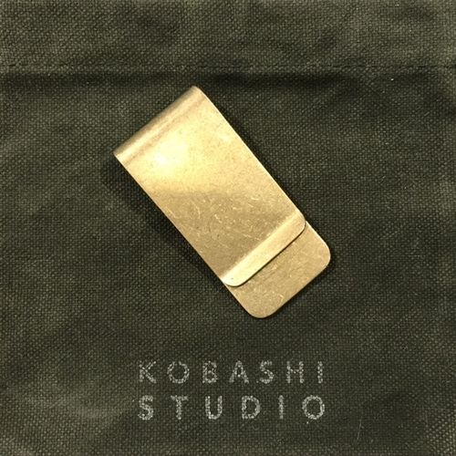 Kobashi Studio Money Clip