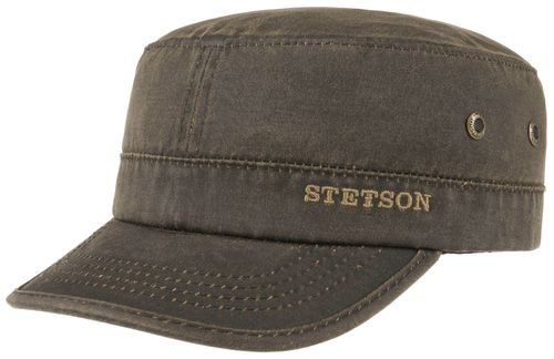 Stetson Army Cap CO/PE 6