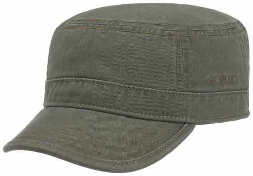 Stetson Army Cap Cotton 55