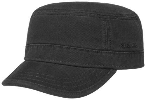 Stetson Army Cap Cotton 1