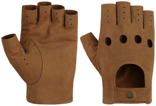 Stetson Racing Gloves Goat Nubuck 72