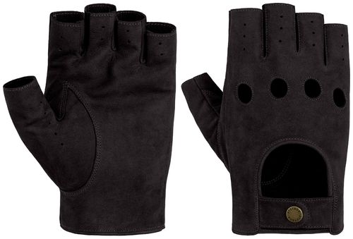 Stetson Racing Gloves Goat Nubuck 1