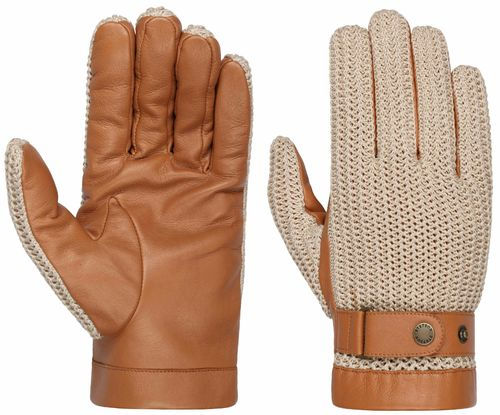 Stetson Gloves Sheep Nappa & Knit 67