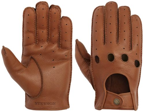 Stetson Gloves Deer Nappa 68
