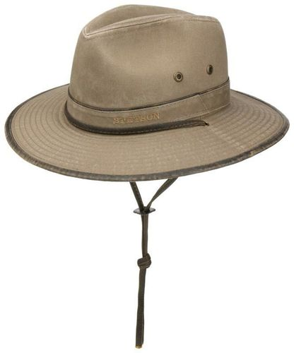 Stetson Traveller Cotton 6