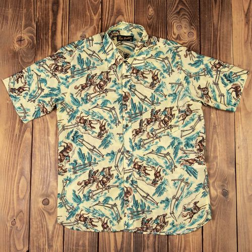 Pike Brothers 1937 Roamer Shirt Short Sleeve Pistolero