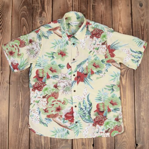 Pike Brothers 1937 Roamer Shirt Maohu Yellow