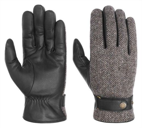 Stetson Gloves Goat Nappa/Wool 1