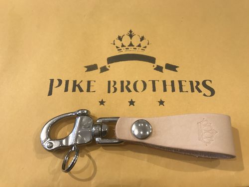 Pike Brothers 1965 Key Hanger Natural