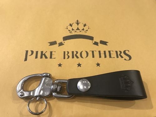 Pike Brothers 1965 Key Hanger Black