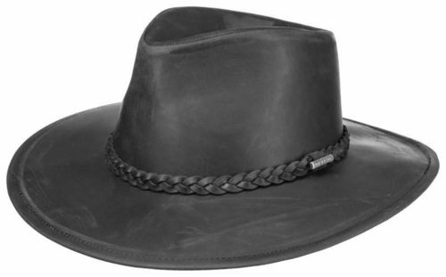 Stetson Western Buffalo Leather 1