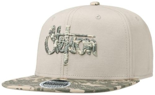 Stetson Baseball Cap Camo Cotton 75